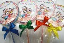 Inspirações para festas infantis / by Luciana Santos