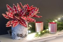 Joy of Birch Collection / Birch bark, the natural holiday choice.