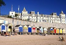 DAY TRIPS - TORQUAY, SOUTH DEVON / Torquay area to include Paignton, Cockington, Babbacombe, Oddicombe Beach. About 71 miles (1hr 30 mins drive) from us.