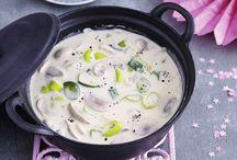 Löffelglück: Suppen und Eintöpfe / Hier sammeln wir für euch die besten Rezepte für Suppen und Eintöpfe. Holt schon mal die Suppenschüssel raus!