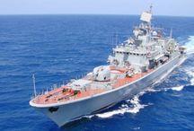 Боевые корабли / Военные боевые корабли.