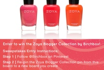 Birchbox Zoya / by Kellie Nail