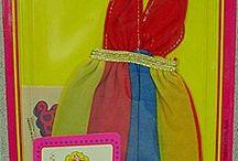 Barbie stuff I own