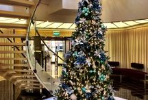 Holidays aboard Seabourn / Seasons greetings from the Seabourn ships!