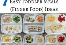 Baby & Toddler Meals / yummy food that's ideal for toddlers and babies. Lots of tasty ideas and recipes.