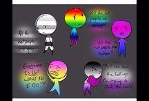 LGBTQ+ / S.A.G.A