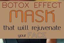 Botox natural mask