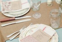 wedding stationery & decor