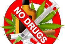 ต่อต้านยาเสพติด