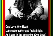 One Love / #reggae #BobMarley #quotes