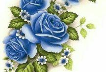 mavi gul