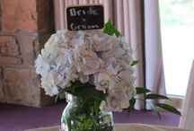 burlap weddings / Use to be just for potato and feed sacks;  The new trend in weddings...the shabby chic, rustic thing is to use burlap in the wedding decor! Wedding flower Designs  By Flowergirls Weddings Tulsa, OK. 918-949-1553 www.flowergirlsoftulsa.com