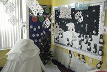Classroom displays