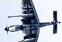 WWll Planes
