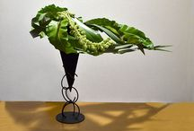 Leaves only Ikebana / by Violet Chan