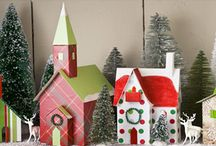 CHRISTMAS CRAFTS/TIPS / by Marie Atwood