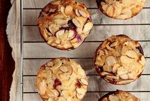 Muffins / Savoury and sweet muffins