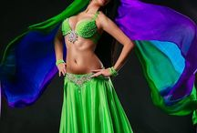 Belly Dance Costuming
