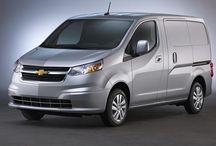 Vans, vans, vans / by Autoweek