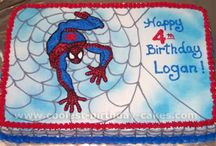 Spiderman / Spiderman bday