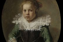 toneelkostuum / kinderjurkje belgie rond 1650