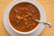 Soup Recipes / Soup recipes. That's what you'll find here