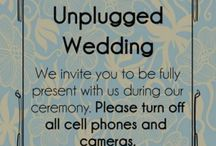 Wedding: Logistics/contingency