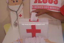 M.E.I / Ideias para o ministério de educação infantil - cultinho