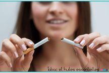 L'arrêt du tabac / Des astuces naturelles pour diminuer ou arrêter de fumer