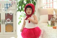 Baby Girl's Everything / 딸의 사진과 A loving daughter's wish LIST. / by s jinn Kim