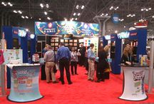Toy Fair 2014 #TFNY #TF14 / Oh, yes, the wild, exhausting, exciting game trade show of the year! We play 'till we drop and show off our newest games of the year!