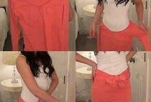 Idées de mode / Pas d'idée pour s' habillée?