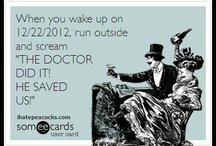 a man and a blue box is all i desire. / Doctor Who, baby!