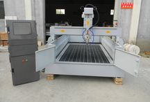 Stone CNC router machine / MORN stone CNC router for sale ( www.morntech.com )