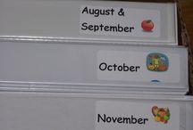 Homeschool - organization