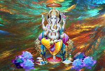 Jai-Ganesha / Images of our Almighty GOD
