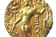 Gupta Dynasty -  Chandragupta II (Vikramaditya)