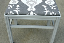 Furniture redo / by Amanda Rose