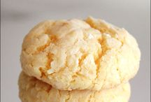 Butter cookies / Biscuits
