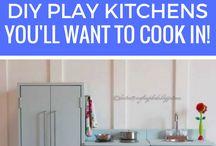 DIY Kitchen Toy