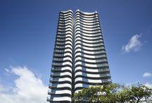 Sanbano, Coolangatta, Queensland, Australia / The Sanbano Coolangatta residences on the southern Gold Coast, represents the epitome of luxury and lifestyle in a beachfront location. www.dbidesign.com.au