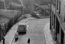 Photos noir et blanc ville et autre