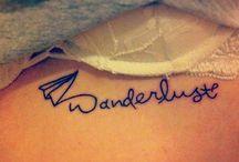 Tattoo / Tattoos I think are adorable