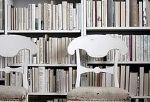 SHELVING | CONSOLE TABLES / - interiors - / by del+kay&kly
