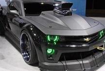 Mobil amerika performa tinggi / Cveprolet Camaro