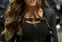 Kate Beckinsale....in action!!!!!