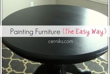 Furniture Refinishing / by Michelle Legaspi