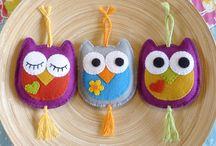 Owls/Búhos