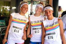 Color Run 2013 / The first Color Run in Italy 2013 Marina di Pietrasanta