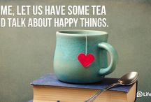 Tea Time  / by Angela Daffron